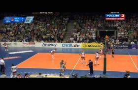 Embedded thumbnail for Волейбол ЧЕ Женщины Россия Германия Финал